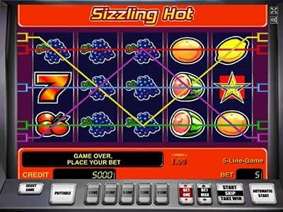 Sizzling Hot Kostenlos Spielen 199