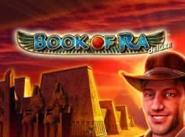 Book of Ra Deluxe .Haben Sie schon nach Ägypten mit diesem Spiel gefahren?