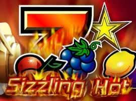 Was bietet Sizzling Hot Spiel an?