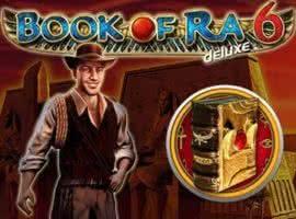 Book of Ra 6 online spielen: In welchen Online-Spielbanken?