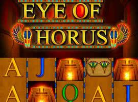 Eye of Horus: Die Besonderheiten des berühmten Automatenspiels von Merkur