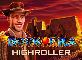 Highroller Book of Ra