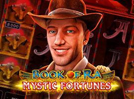 Die Eigenschaften von Book of Ra Mystic Fortunes