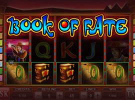 Book of Fate – ein perfektes Spiel zum ägyptischen Thema