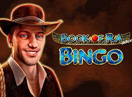 Spielen Sie Book of Ra Deluxe Bingo!
