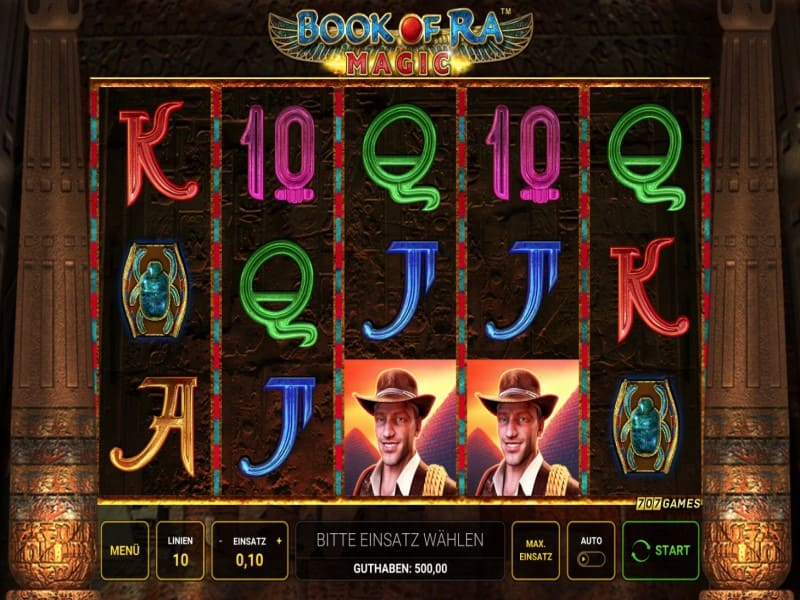 Bestes Online Casino Mit Book Of Ra