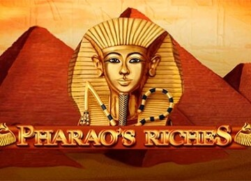 Spielen Sie Pharaos Riches online!
