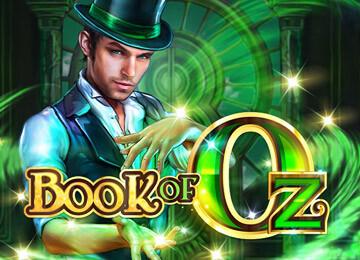 Das unterhaltsame Automatenspiel mit dem Namen Book of Oz