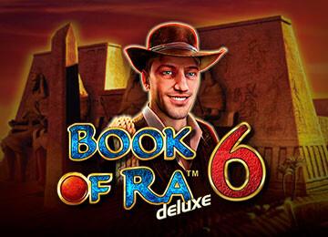 Book of Ra Deluxe 6 online spielen und gewinnen