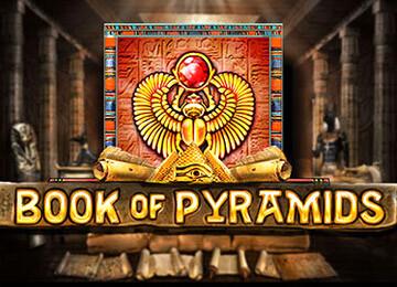 Book of Pyramids – Suche nach Schätzen und Reichtum im Alten Ägypten!