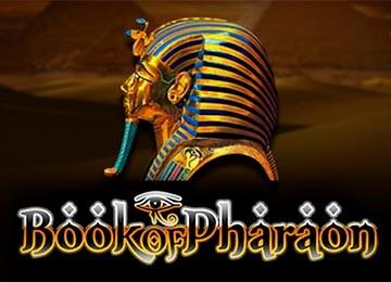 Book of Pharao Online Spielautomat im Überblick