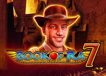 Am Spielatomaten Book of Ra 7 online kostenlos spielen