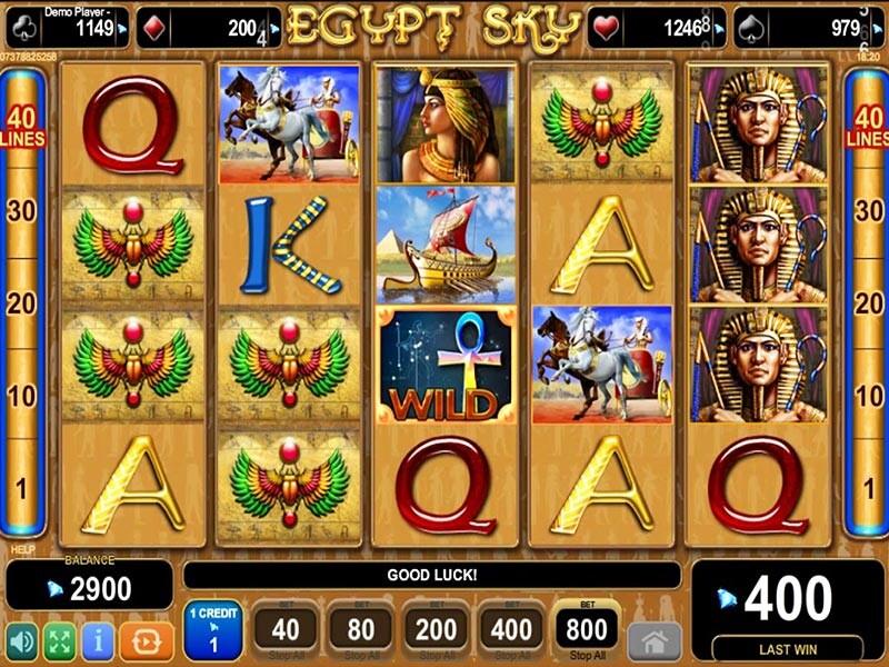 Book Of Ra Sky Casino