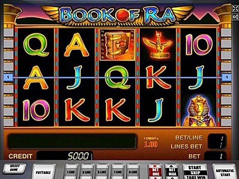 Book of Ra kostenlos 2021 online spielen!