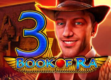 Book of Ra 3 kostenlos und um Geld spielen