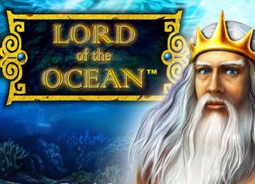 Herr Neptun hat für Sie den Schatz in Lord of the ocean vorbereitet!