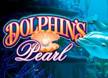 Treffen  Sie die großzügige Wassertiere im Dolphins Pearl Spiel!