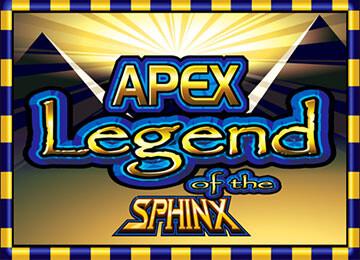 Legend of the Sphinx – der Spielautomat über das alte Ägypten